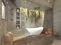 50 Luxury Bathrooms And Tips You Can Copy From Them images 9