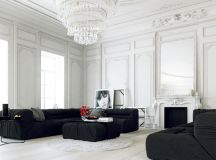 All-White Interior Design: Tips With Example Images To Help You Get It Right images 8