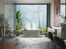50 Luxury Bathrooms And Tips You Can Copy From Them images 1