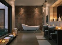 50 Luxury Bathrooms And Tips You Can Copy From Them images 23