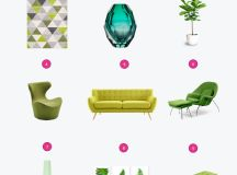 30 Gorgeous Green Living Rooms And Tips For Accessorizing Them images 30