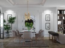 33 Dazzling White Dining Rooms Plus Tips To Help You Accessorize Yours images 1