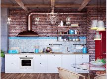 Colourful Boho Industrial Style With Moroccan Accents images 23