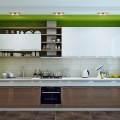 Kitchen Decor Accessories Free Standing Islands With Seating 33 Gorgeous Green Kitchens And Ways To Accessorize Them