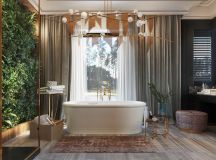 50 Luxury Bathrooms And Tips You Can Copy From Them images 38