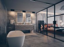 50 Luxury Bathrooms And Tips You Can Copy From Them images 27