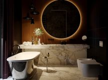 50 Luxury Bathrooms And Tips You Can Copy From Them images 33