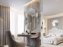 33 Gorgeous Makeup Vanities Plus Tips To Help You Accessorize Yours images 13