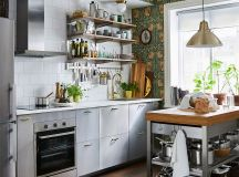 50 Splendid Small Kitchens And Ideas You Can Use From Them images 26