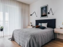 4 Bright & Cheerful Interiors That Use White & Wood To Good Effect images 23