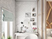 33 Gorgeous Makeup Vanities Plus Tips To Help You Accessorize Yours images 30