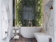 50 Luxury Bathrooms And Tips You Can Copy From Them images 11