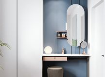 33 Gorgeous Makeup Vanities Plus Tips To Help You Accessorize Yours images 1