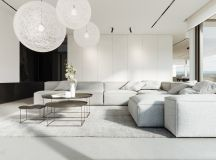 All-White Interior Design: Tips With Example Images To Help You Get It Right images 2