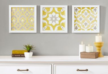 Product Of The Week: Moroccan Inspired Art For Your Walls