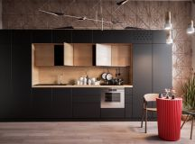 50 Wonderful One Wall Kitchens And Tips You Can Use From Them images 20