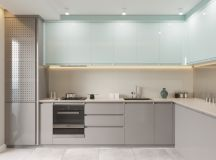 50 Lovely L-Shaped Kitchen Designs And Tips You Can Use From Them images 4