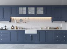 50 Wonderful One Wall Kitchens And Tips You Can Use From Them images 34