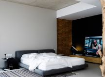 Light and Laid Back Industrial Style Interior images 16