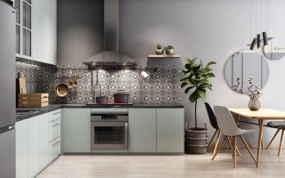 50 Lovely L Shaped Kitchen Designs & Tips You Can Use From ...