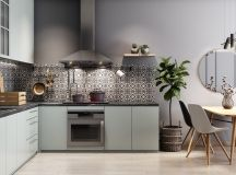 50 Lovely L-Shaped Kitchen Designs And Tips You Can Use From Them images 37