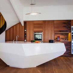 Contemporary Kitchen Island Make Up Air For Residential Hoods 50 Stunning Modern Designs