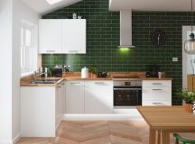 50 Lovely L-Shaped Kitchen Designs And Tips You Can Use From Them images 13