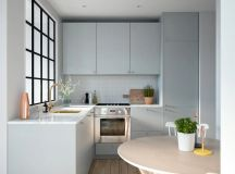 50 Lovely L-Shaped Kitchen Designs And Tips You Can Use From Them images 20