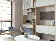 4 Small Space Apartments That Use Clever Ways To Maximize Space images 6