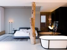 Light and Laid Back Industrial Style Interior images 9
