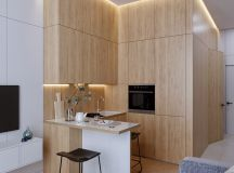 50 Lovely L-Shaped Kitchen Designs And Tips You Can Use From Them images 28