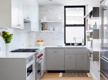 50 Lovely L-Shaped Kitchen Designs And Tips You Can Use From Them images 26