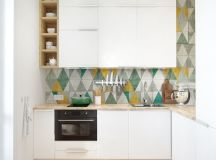50 Lovely L-Shaped Kitchen Designs And Tips You Can Use From Them images 41