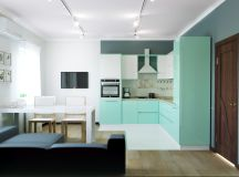 50 Lovely L-Shaped Kitchen Designs And Tips You Can Use From Them images 10