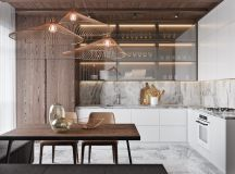 50 Lovely L-Shaped Kitchen Designs And Tips You Can Use From Them images 7