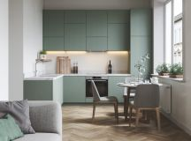50 Lovely L-Shaped Kitchen Designs And Tips You Can Use From Them images 12