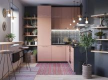 50 Lovely L-Shaped Kitchen Designs And Tips You Can Use From Them images 0