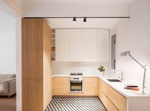 50 Lovely L-Shaped Kitchen Designs And Tips You Can Use From Them images 29