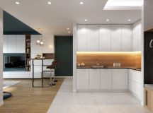 50 Lovely L-Shaped Kitchen Designs And Tips You Can Use From Them images 31