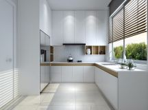 50 Lovely L-Shaped Kitchen Designs And Tips You Can Use From Them images 5