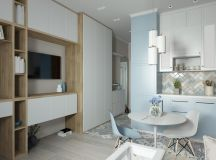 4 Small Space Apartments That Use Clever Ways To Maximize Space images 7