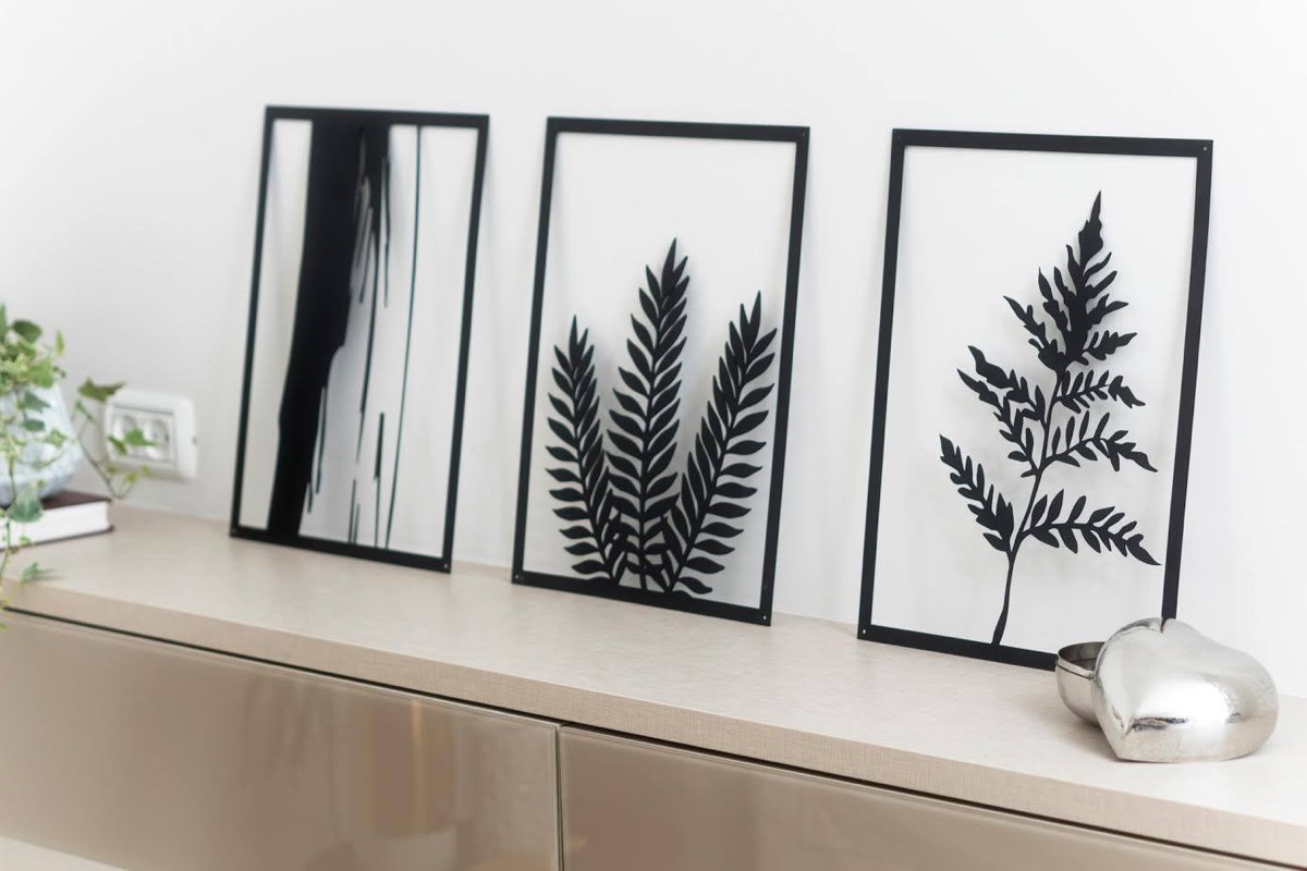 50 Marvelous Metal Wall Art Decor Pieces