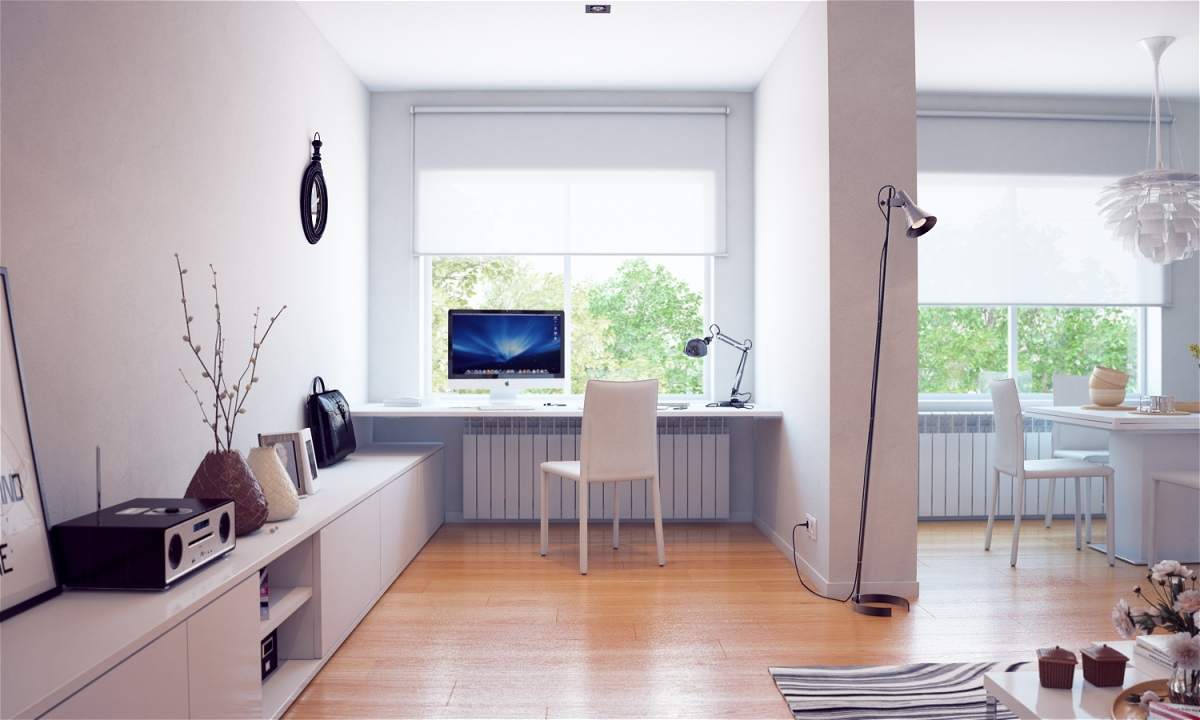 home office in living room ideas furniture designs sri lanka 37 minimalist offices that sport simple but stylish workspaces