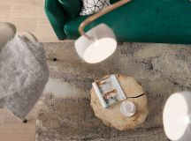 Scandinavian Style Interior Infused With Garden Greenery images 2
