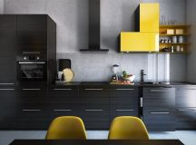 50 Wonderful One Wall Kitchens And Tips You Can Use From Them images 46