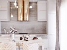 50 Wonderful One Wall Kitchens And Tips You Can Use From Them images 45