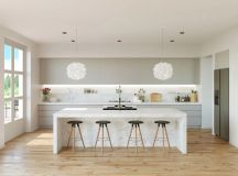 50 Wonderful One Wall Kitchens And Tips You Can Use From Them images 14