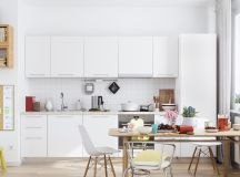 50 Wonderful One Wall Kitchens And Tips You Can Use From Them images 33