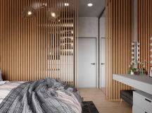 Scandinavian Style Interior Infused With Garden Greenery images 15