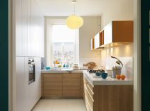 50 Lovely L-Shaped Kitchen Designs And Tips You Can Use From Them images 46